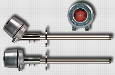 TCZ-1Y-B 一体化隔爆型系列氧化锆氧分析器
